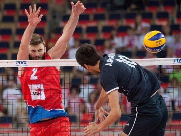 Volejbalisté Íránu porazili Srbsko