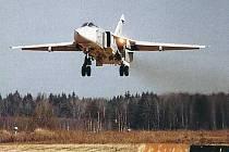 Letoun Suchoj Su-24