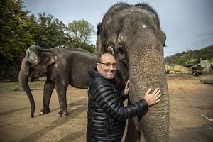 Miroslav Bobek: Zoo je můj život. Proto jsem odmítal všechny nabídky, abych šel do politiky, a odmítám je dodneška.