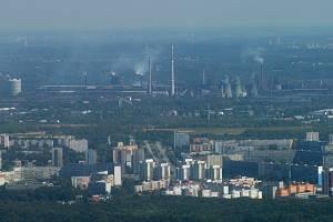 Hutní kolos ArcelorMittal Ostrava