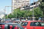 Split plný aut. Dopravní zácpy, navíc v rozpálených městech, řidiče ničí.