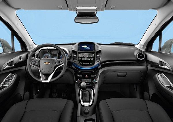 Chevrolet Orlando 2014