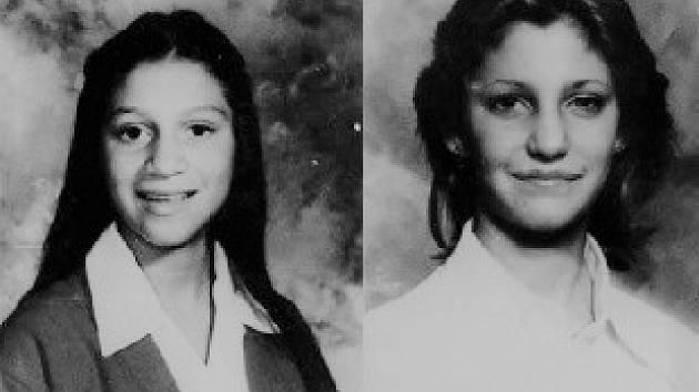 Dolores Cepeda a Sonja Johnsonová, nejmladší oběti vraždících bratranců Angela Buona a Kennetha Bianchiho.