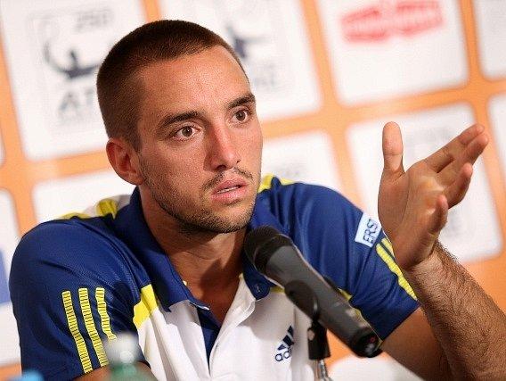 Poslední větší dopingový skandál v tenise - distanc potkal Srba Viktora Troického