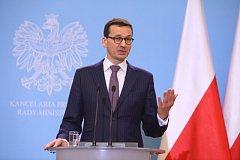 Mateusz Morawiecki, polský premiér