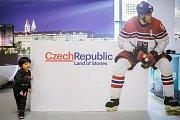 Český dům na olympijských hrách v Pchjongčchangu.