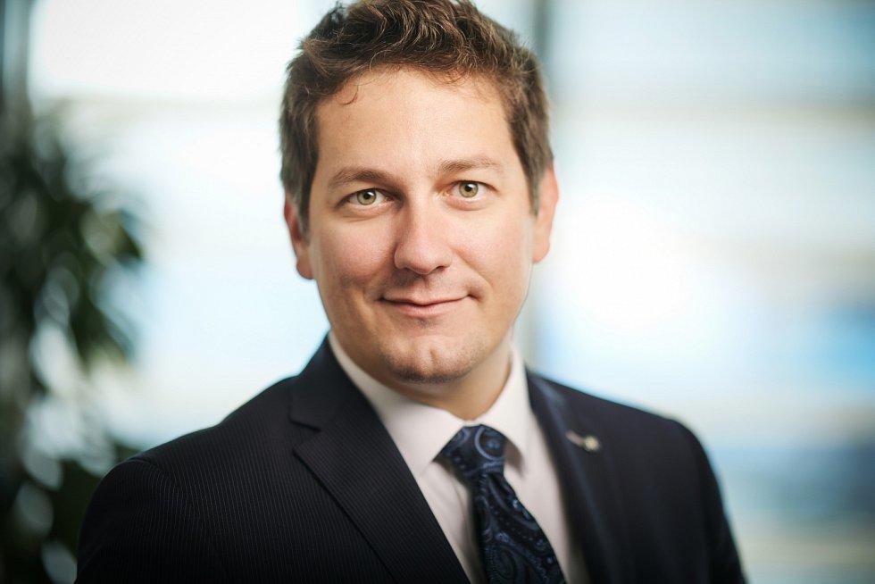 Josef Donát, expert na právo v oblasti informačních technologií.