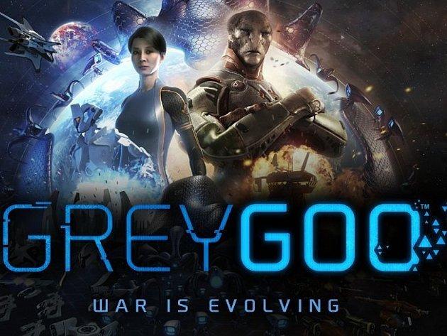 Počítačová hra Grey Goo.