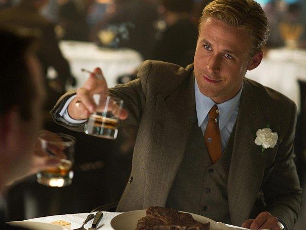Ryan Gosling ve filmu Gangster Squad – Lovci mafie.