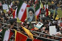 Írán si připomněl 40. výročí islámské revoluce