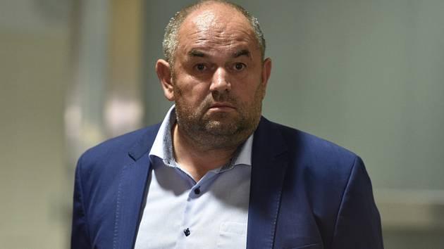 Bývalý šéf českého fotbalu a boss Jablonce Miroslav Pelta.