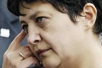 Ministryně pro lidská práva a menšiny Džamila Stehlíková přijela vedení města Litvínova a zástupcům romských organizací nabídnout, aby se město stalo třináctou takzvanou vyloučenou lokalitou, která se dočká pomoci od státu.