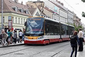 Tramvaje v Praze. Velmi důležitý dopravní prostředek v metropoli.