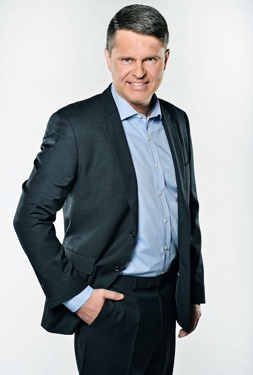 Generální ředitel Prima Group a CNN Prima News Marek Singer