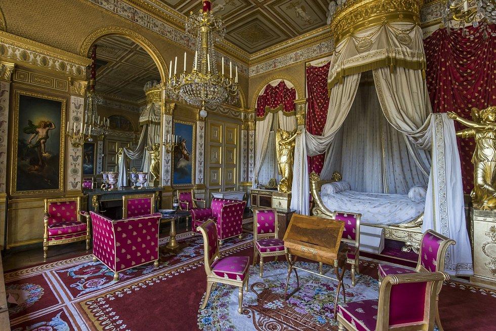 Ložnice vběhu staletí