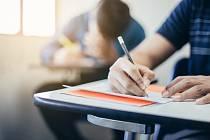 Přijímací testy na střední školy? I suverén by si měl natrénovat formát odpovědí.