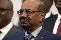 Súdánský prezident Umar Bašír.