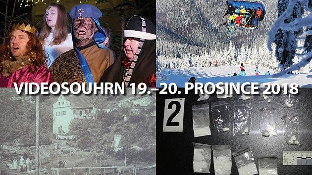 Videosouhrny Deníku – prosinec 2018