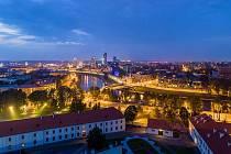 Vilnius- hlavní město Litvy