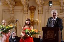 Prezident Miloš Zeman oznámil zájem obhajovat svůj post.