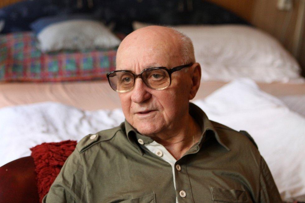 Sigmund Hladík v roce 2011