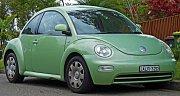 Nový Beetle.