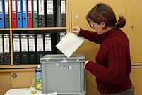Trokavec, referendum, radar, plebiscit, hlasovací urna