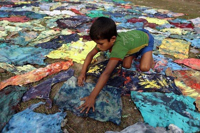 Dětská práce v Bangladéši