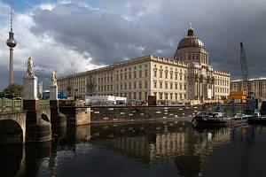 Dokončený Berlínský zámek