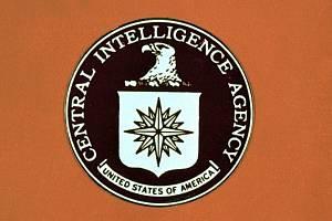 Logo CIA. Ilustrační foto