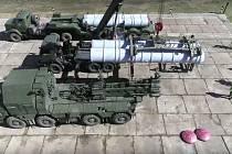 Vozidla ruské armády. Ilustrační foto