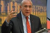Generální tajemník Organizace pro hospodářskou spolupráci a rozvoj (OECD) Ángel Gurría