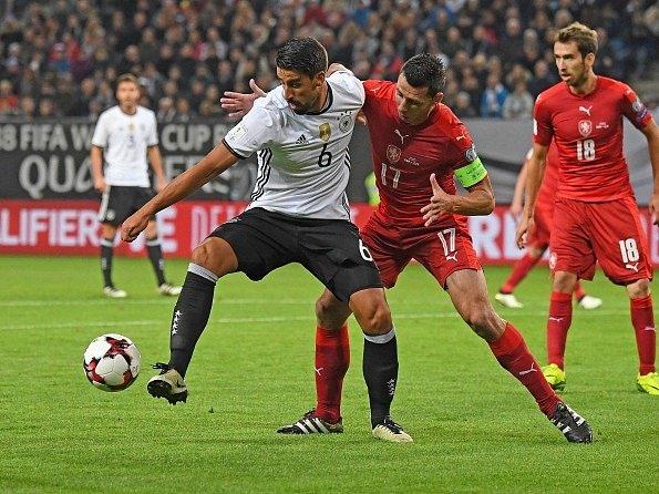 Kvalifikace MS 2018: Německo - Česko