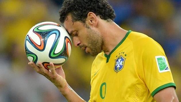 Brazilský fotbalista Fred