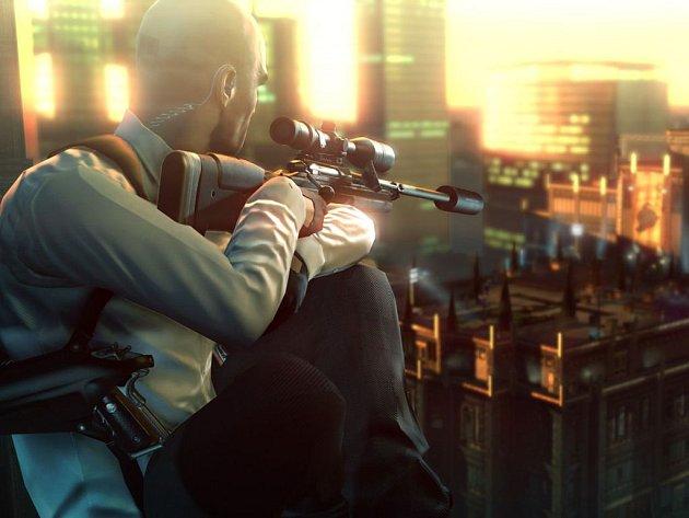 Počítačová hra Hitman: Sniper Challenge.