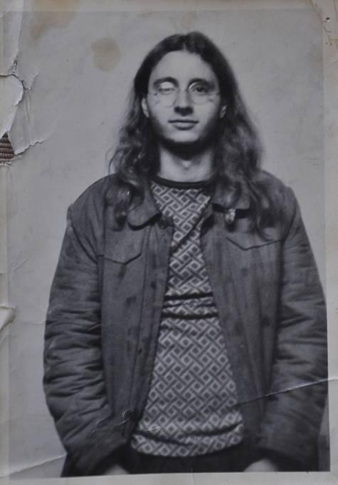 Jan Král asi v roce v roce 1984