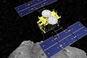 Japonská sonda Hajabusa 2