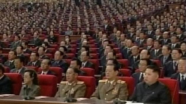 V KLDR začne 6. května sjezd vládní Korejské strany práce, první po téměř 40 letech.