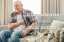 Koronavirus versus další nemoci.