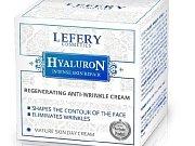 Ministerstvo zdravotnictví upozorňuje na prodávaný pleťový krém Lefery Hyaluron Intense Skin Repair for Day, na jehož obalu není uvedena osoba odpovědná za jeho uvedení na trh.