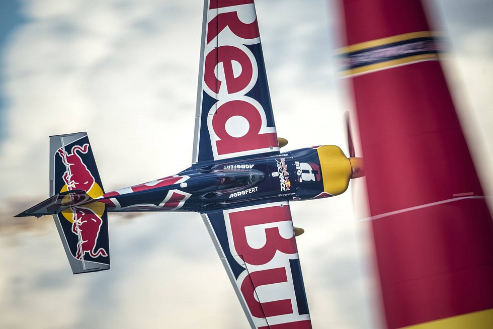 Martin Šonka – Red Bull Air Race.