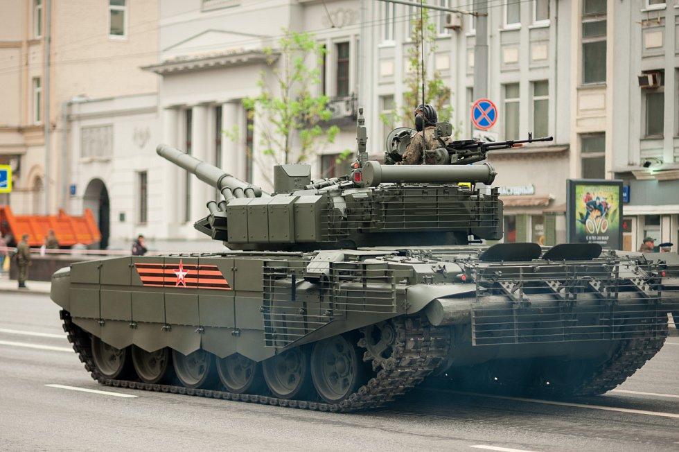 Třetí generace tanku T-72 s označením B3 má dokázat, že ani po téměř 50 letech existence nepatří stroj, který používaly armády čtyř desítek států světa včetně Československa, do starého železa.