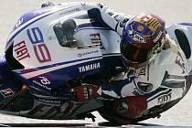Jorge Lorenzo na yamaze vyhrál boj o pole position na Velkou cenu Španělska.