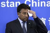 Parvíz Mušaraf.