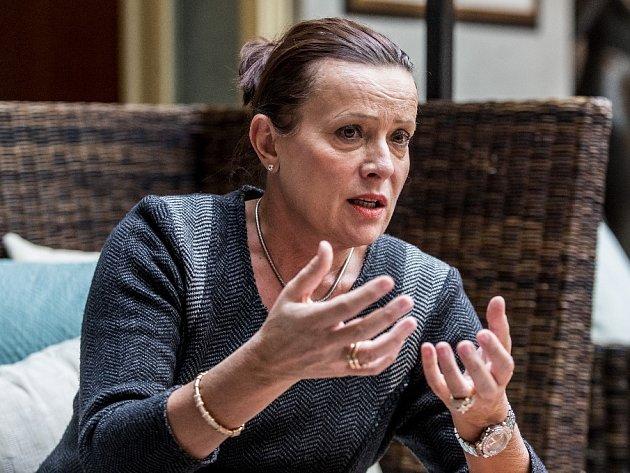 Předsedkyně Energetického regulačního úřadu (ERÚ) Alena Vitásková poskytla 4. února v Praze rozhovor Deníku.