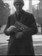 Producent a hlavní iniciátor filmu Viking, dokumentární režisér Varich Frissell. Zahynul při katastrofě