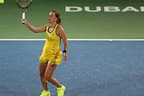 Barbora Strýcová postoupila v Dubaji do semifinále