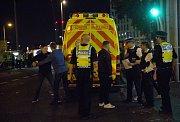 Incident u londýnského obchodního centra