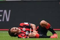 Nelson Valdez se v utkání proti Wolfsburgu zranil