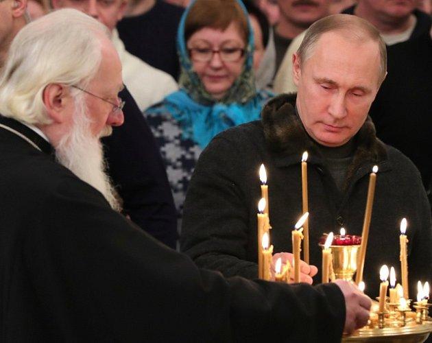 Vladimir Putin v Novgorodské oblasti